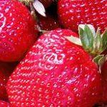 Recetas sanas, Kanten de fresas