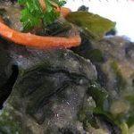 Algas comestibles, wakame