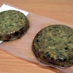 Hamburguesas vegetales, alternativa sana a la carne