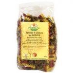 Recetas sanas, Espirales de quinoa a la albahaca