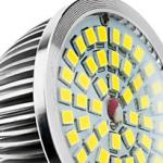 Ahorra luz en el hogar: bombillas led