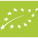 Sello – logotipo certificado de Agricultura ecológica Europea