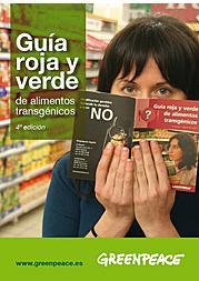 guía roja y verde greenpeace