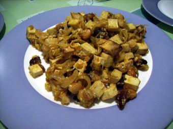 Recetas Sanas Salteado De Verduras Con Tofu Bedoce